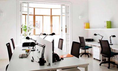 Una oficina inspiradora donde los detalles importan [Entrevista]