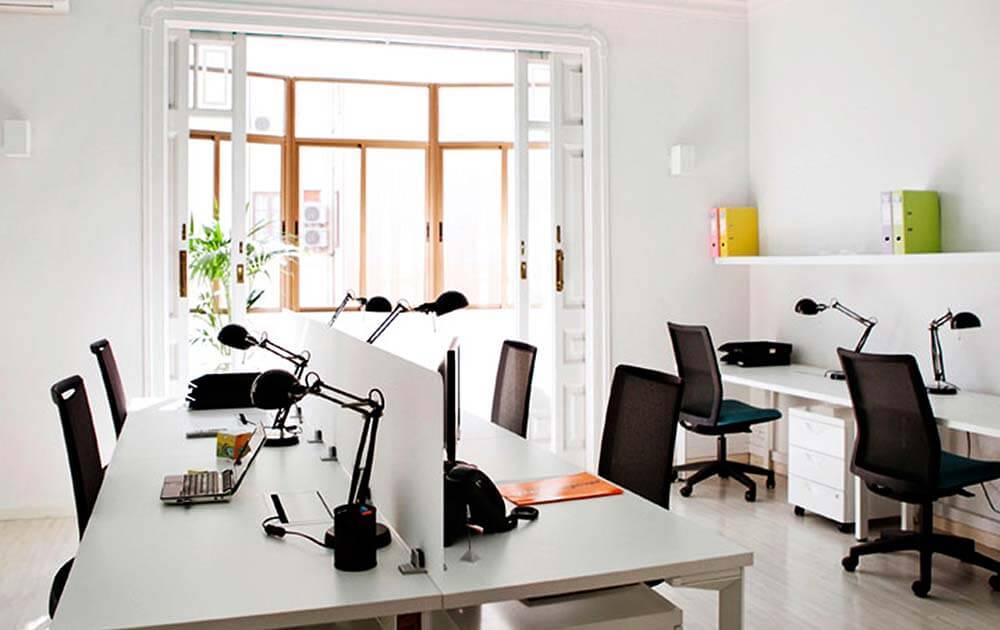 coworking y oficinas compartidas