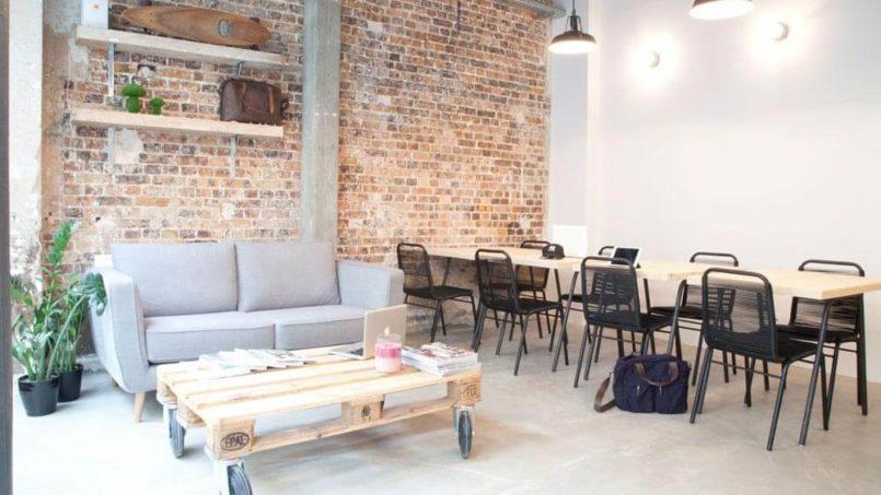 Coworkshop Paris  | Nómadas y residentes alrededor de una cafetería [Inspiración]