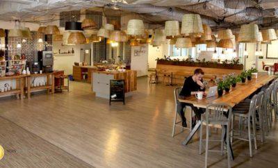 Ngine Workplace: fusión inteligente de espacios en Cambridge.