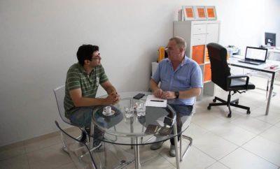 Lanzadera de emprendedores en Sevilla [Entrevista]