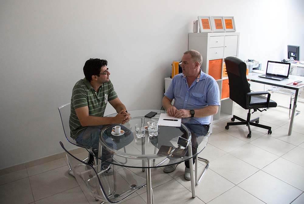 emprendedores en Sevilla