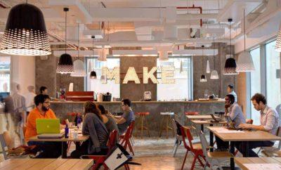 Make: coworking «de paso» en Dubai.