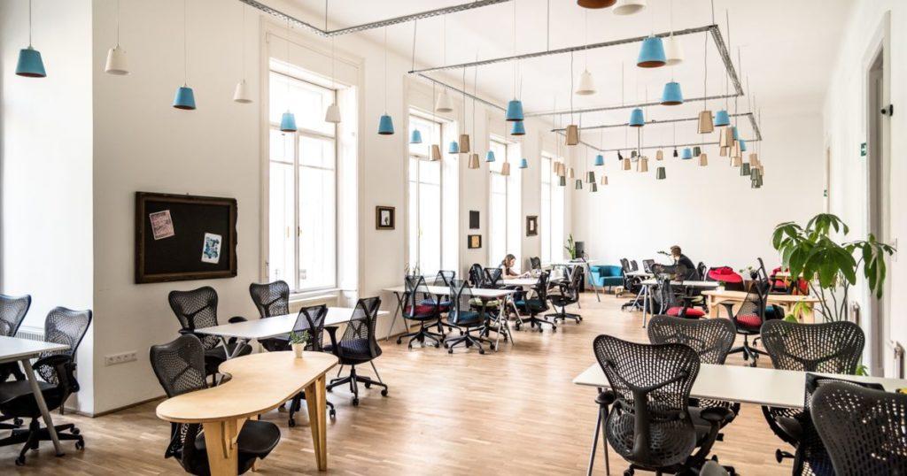 montar espacio coworking