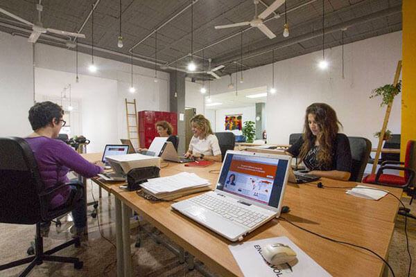 coworking las rozas madrid