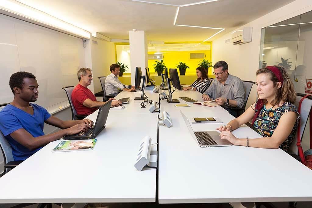 coworking tecnologico barcelona