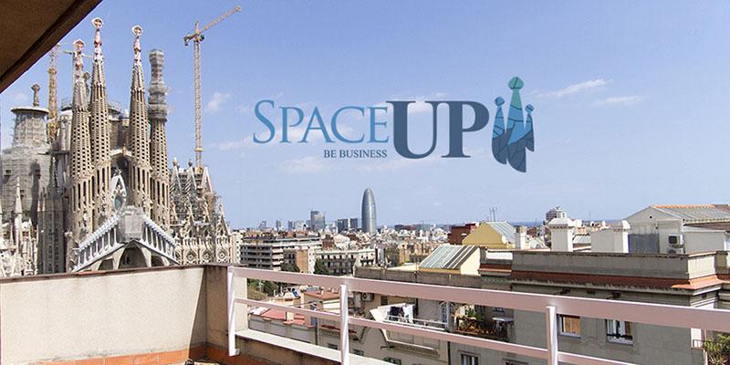 SpaceUp coworking Sagrada Familia