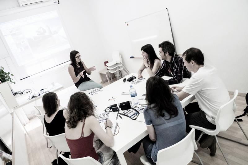 Espacio coworking DO7 en Barcelona