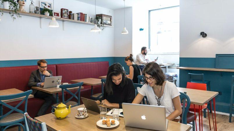 El primer coworking café en Madrid [Entrevista]