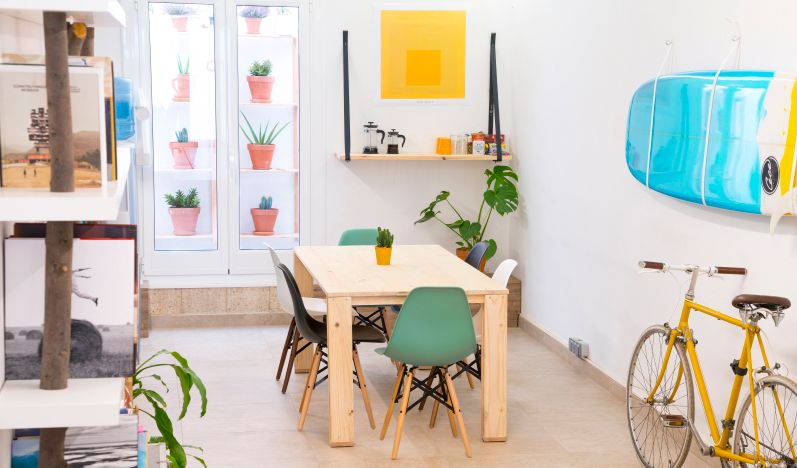 ethic coworking poblenou