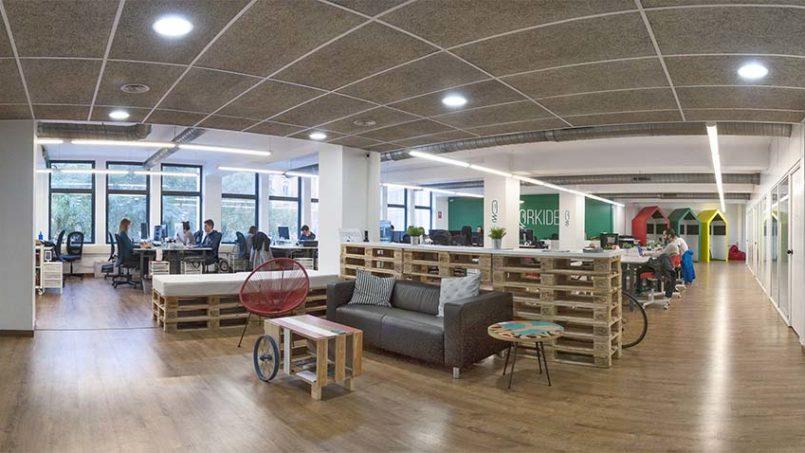 Coworkidea repite éxito con un nuevo coworking en Barcelona [Entrevista]