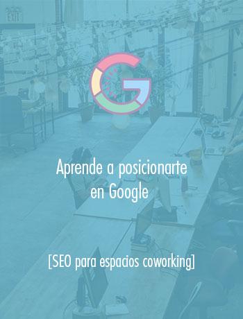 posicionar coworking google