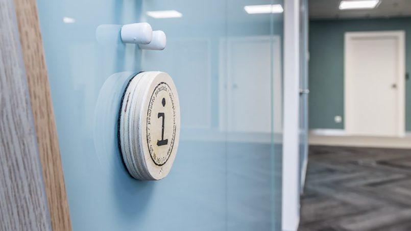 Pizarras para oficinas coworking | iConcept