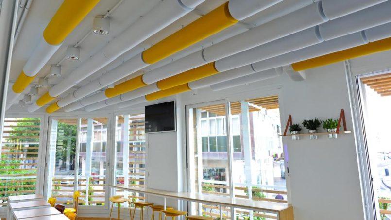 Interiorismo para espacios coworking | PlanB