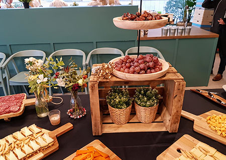 coworking catering madrid