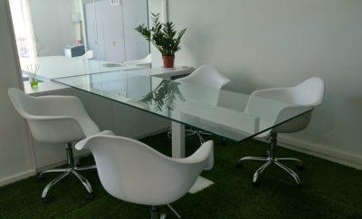 Oficina para hasta 2 personas