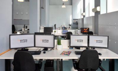 Alquiler de oficina coworking